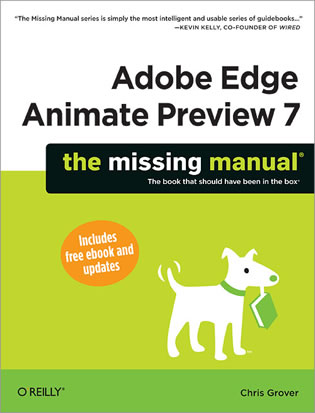 Adobe Edge The Missing Manual by Chris Grover